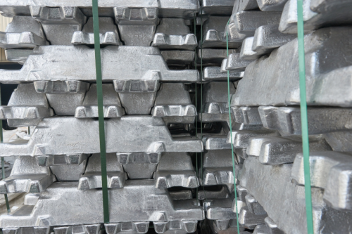 Primary Aluminium Ingots Or Sows (Over 99.7%)